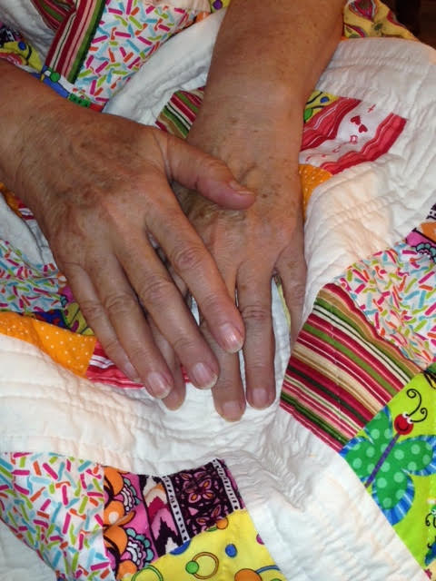 Lee County Quilters – The Lee County Story : quilting hands - Adamdwight.com