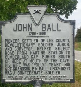 John Ball HM