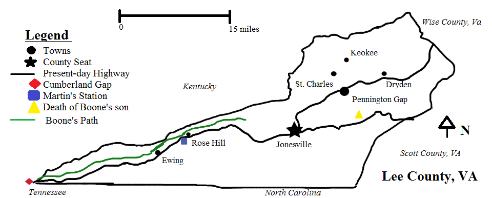 Civil War In Southwestern Virginia The Lee County Story